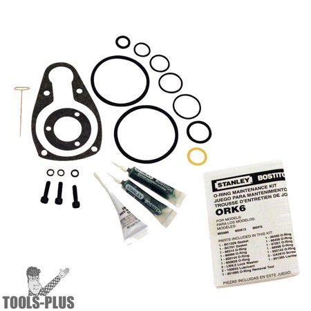 Outlet O-ring (Bostitch ORK6  Service Repair Kit O-Ring Kit)