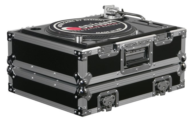 New! Odyssey FR1200E ATA Flight Ready Pro DJ Equipment Turntable Transport Case by Odyssey Case