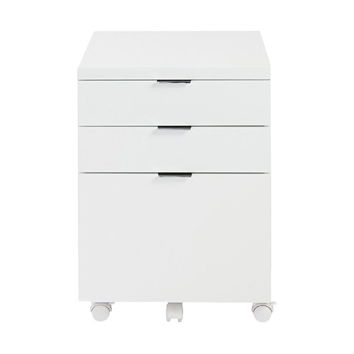 Eurostyle Gilow 3 Drawer Mobile Backert Filing Cabinet