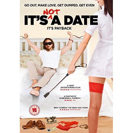 It's Not a Date ( It is Not a Date ) [ NON-USA FORMAT, PAL, Reg.0 Import - United Kingdom ] - Usa Halloween Date