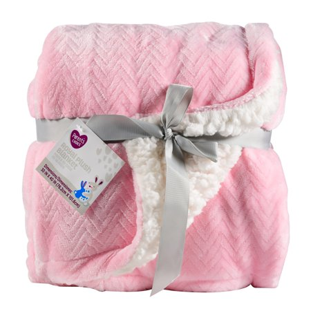 Parents Choice Royal Plush Blanket, Available in Multiple Colors