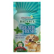 Espree EB1350 Breath Fresh - 60 Count