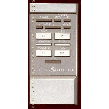 Ge General Electric Vsqs0269  P N  Vsqs0269  Vcr Remote Control  Refurbished