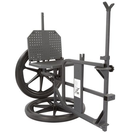 3-in-1 Hunting Chair, Game Cart, and Shooting Rest, The Throne by Kill Shot