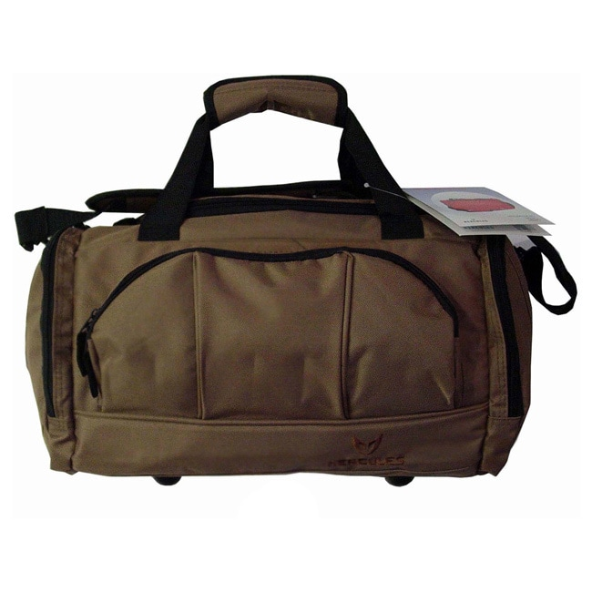 Hercules  30-inch Sport Duffel Bag Brown