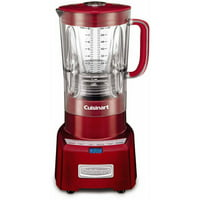 Cuisinart 2-Speed PowerEdge Blender, Metallic Red