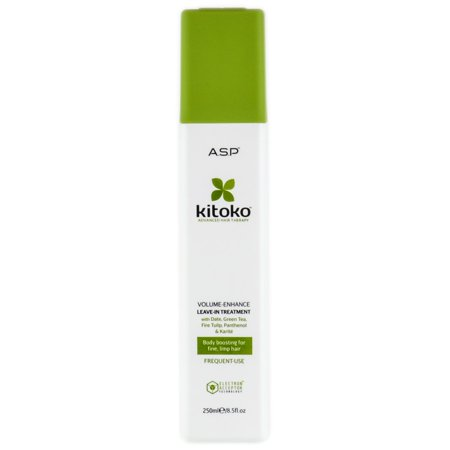 Volume Leave (ASP Kitoko Volume - Enhance Leave - In Treatment - Size : 8.5 oz)
