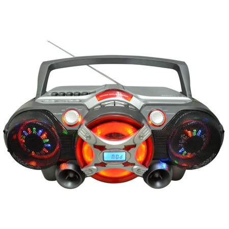 QFX Bluetooth Jumbo Boom Box](Boom Boxes)