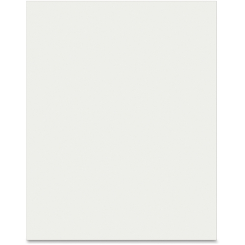 pacon plastic poster board pack of 25 clear walmartcom