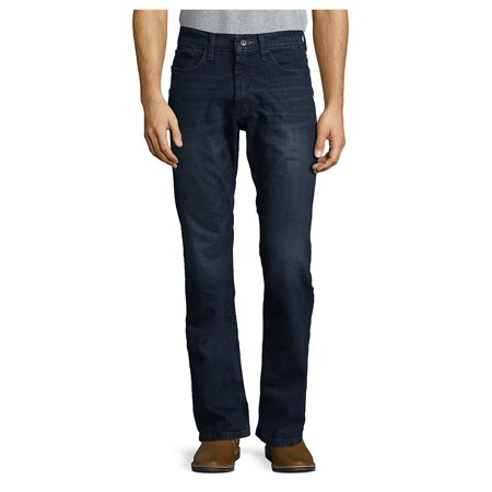- Relaxed Straight Jeans