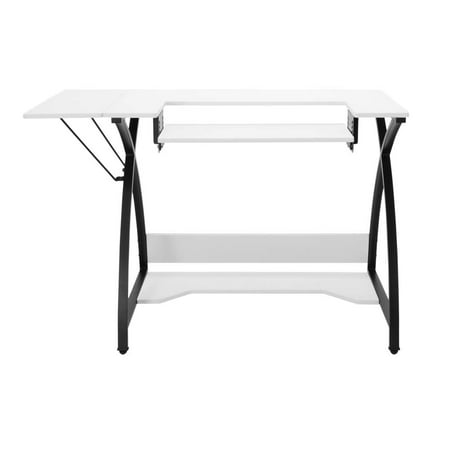 Offex comet hobby and sewing table blackwhite walmart offex comet hobby and sewing table blackwhite watchthetrailerfo