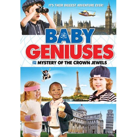 - Baby Geniuses and the Mystery of the Crown Jewels (DVD)