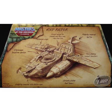 HeMan Masters of the Universe Classics Exclusive Vehicle Wind Raider - image 1 of 2
