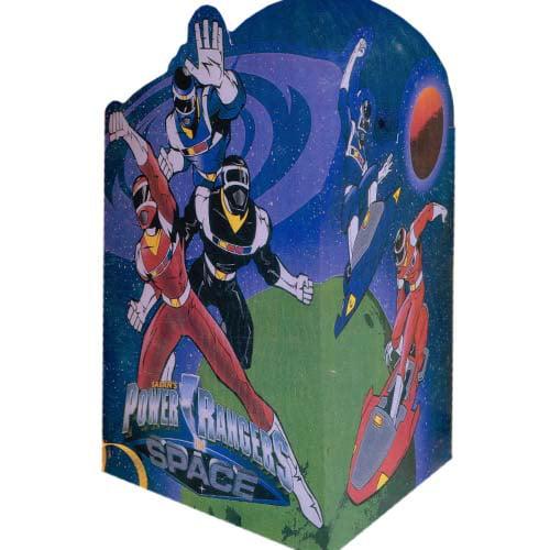 Power Rangers Vintage 1998 'Space' Centerpiece (1ct)