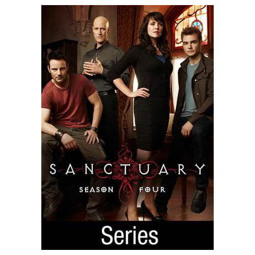 Sanctuary [TV Series] (2008)