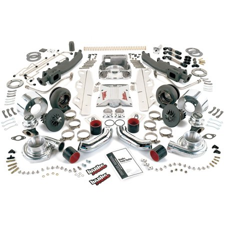 Banks Power 21104 Twin Turbo Engine System
