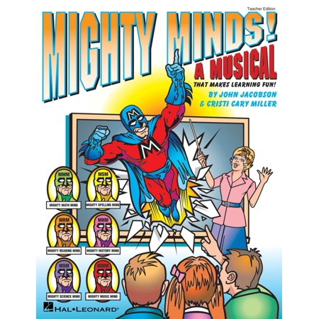 Hal Leonard Mighty Minds! (A Musical That Makes Learning Fun!) TEACHER ED