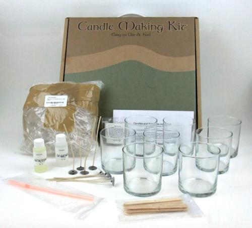 Beginner Gel Candle Making Kit