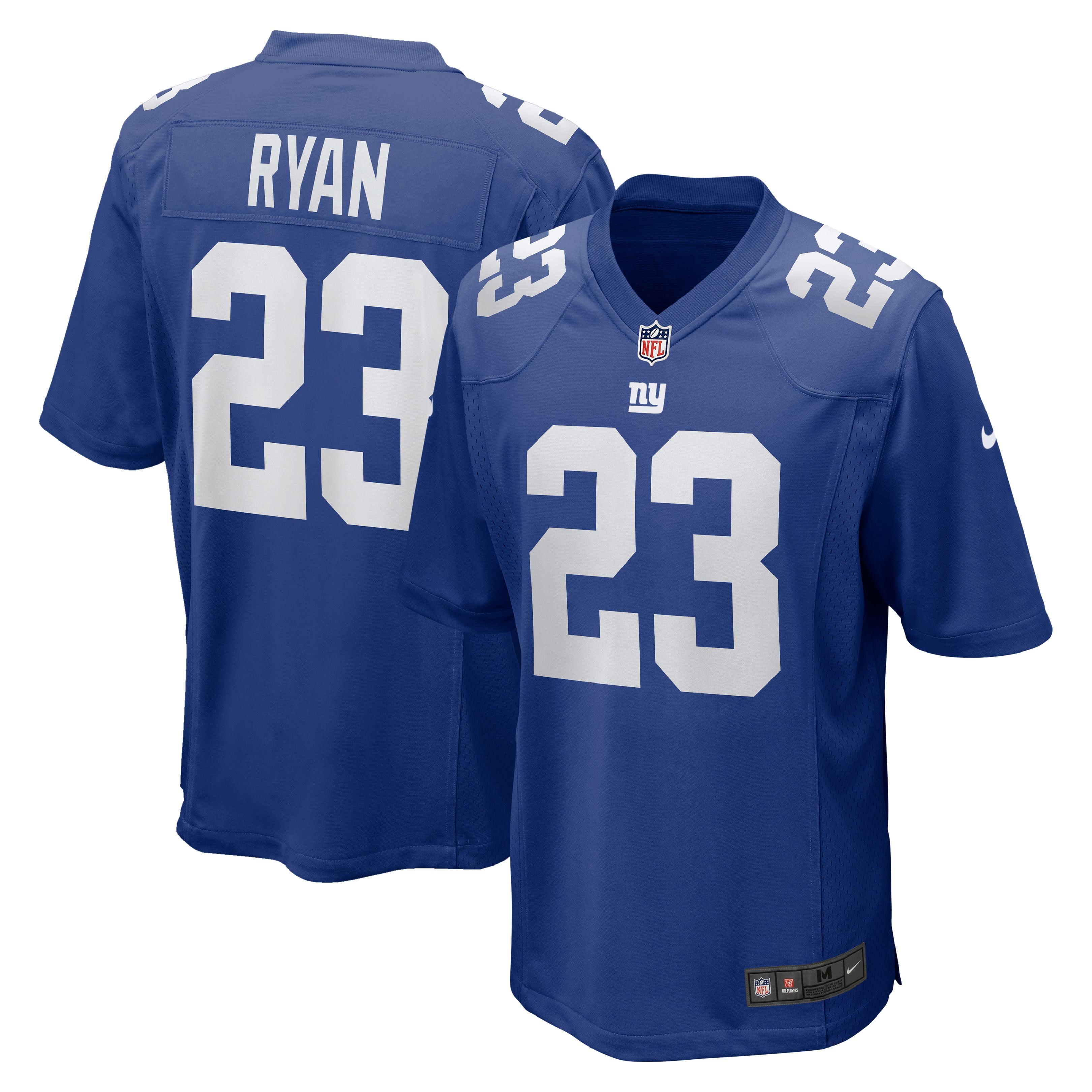 Logan Ryan New York Giants Nike Team Game Jersey - Royal - Walmart.com