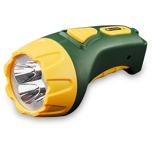 GoGreen Power 4 LED Rechargeable Flashlight, GG-113-04RC