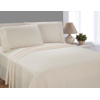Mainstays Basic Microfiber Queen Ivory Sheet Set