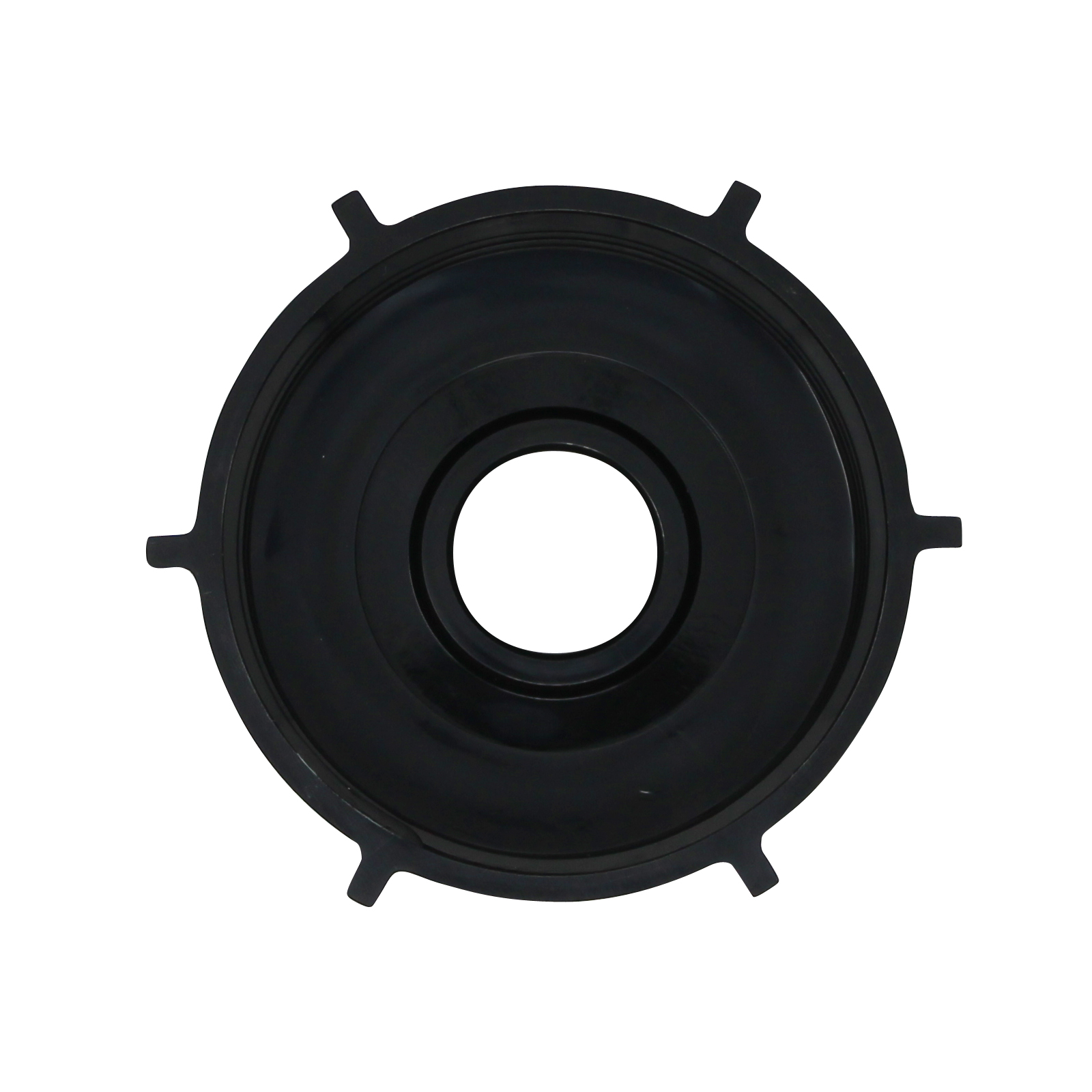 Replacement Oster 148381-000-090 Blender Jar Bottom Cap for Oster BCCG08-C 8 Speed Blender - image 2 of 3