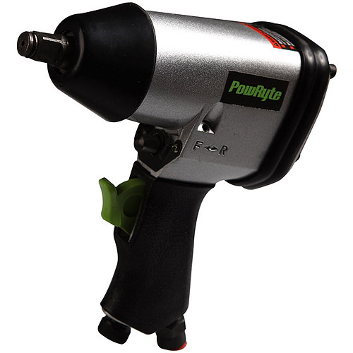 "PowRyte 1/2"" Rocking Dog Air Impact Wrench, 100103A"