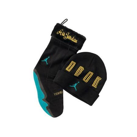 Air Jordan Retro XI Holiday Gift Set Stocking Beanie 507949-016](Halloween Air Jordans)