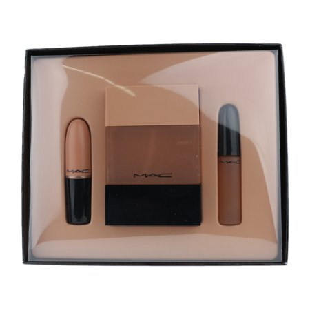 MAC Snowball Collection Creme D'Nude Shadescents Kit New In Box