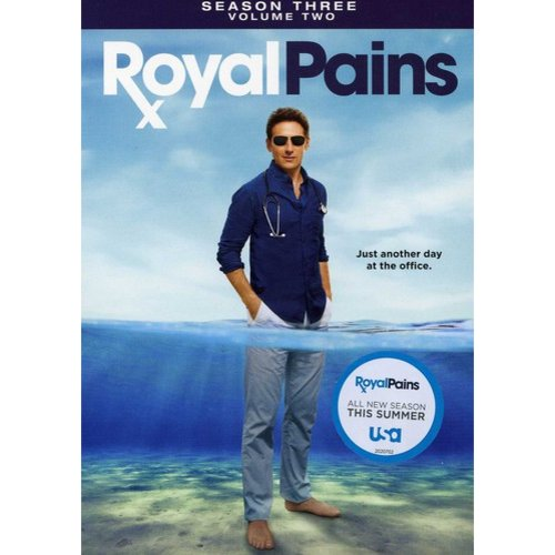 Royal Pains: Season Three, Volume Two (Anamorphic Widescreen)