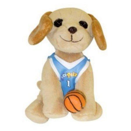 Ubi Petz Dogz Golden Retriever Puppy Dog Stuffed Animal Walmart Com