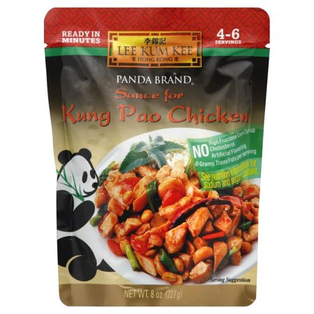 Panda Sauce For Kung Pao Chicken, 8 Ounce (Best Kung Pao Sauce)