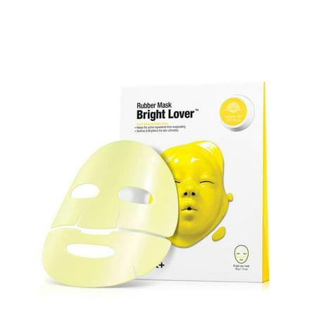 [ Dr.Jart+ ] Rubber Love Mask Bright Lover 45g x 1 Pack (Rubber Masks For Sale)