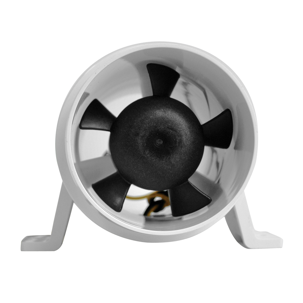 Attwood Turbo 3000 In-Line Blower, 12 Volt