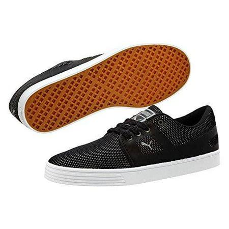 Puma Men's El Ace Remastered Fashion Shoes Sneakers - Black (Puma El Ace Suede)