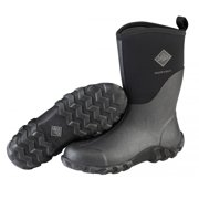 Muck Boot Edgewater II Mid Flex Foam Black Airmesh Lining Rubber Coverage M9
