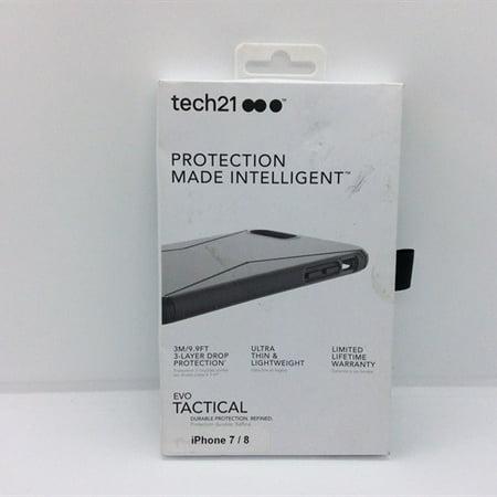 Tech21 iPhone 8/7 Case EVO Tactical -