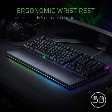 9c4c2d9d1a0 Razer Huntsman Elite: Opto-Mechanical Switch - Multi-Functional Digital  Dial & Media