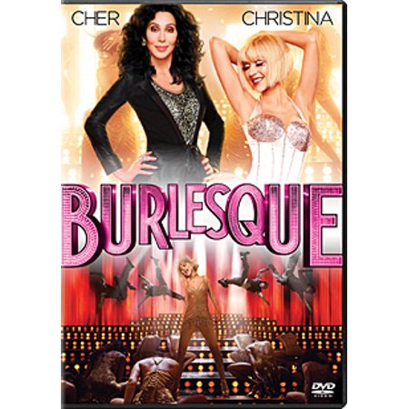 Burlesque (DVD) - Burlesque Headpiece