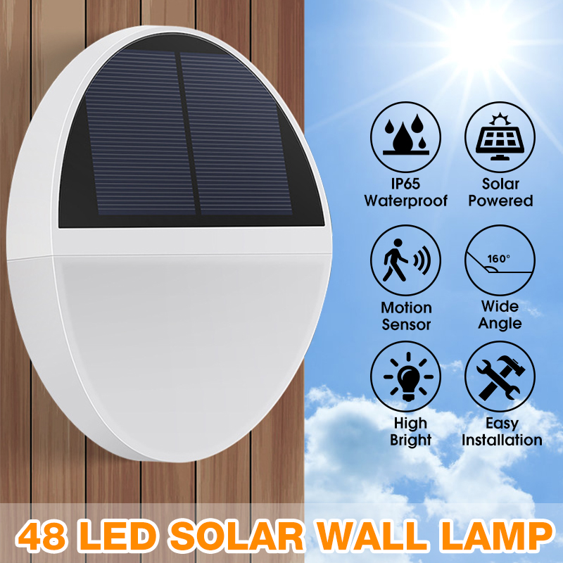 Solar Deck Lights Bright 48 Led Stair, Solar Outdoor Patio Deck Lights 48 Led