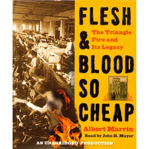 Flesh & Blood So Cheap: The Triangle Fire and Its Legacy: Includes Bonus PDF