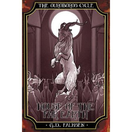 The Ouroboros Cycle, Book 5 : House of the Far Earth