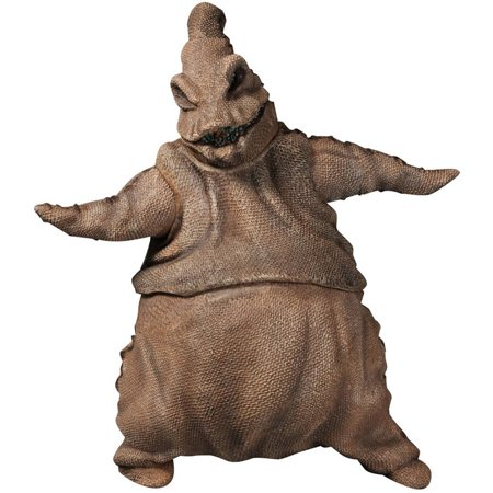 Nightmare Before Christmas Select Oogie Boogie Action Figure - Nightmare Before Christmas Halloween Town Residents