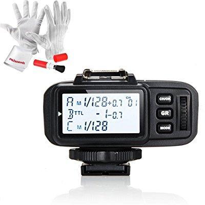 godox x1t-s 2.4g ttl wireless flash trigger transmitter f...