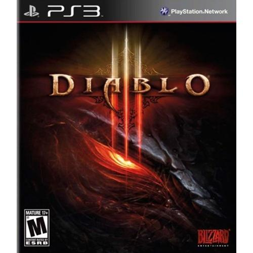 Activision Diablo III - Role Playing Game - Blu-ray Disc - PlayStation 3