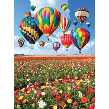 Colorluxe 1000 Piece Puzzle - Colorful Balloons](1000 Balloons)