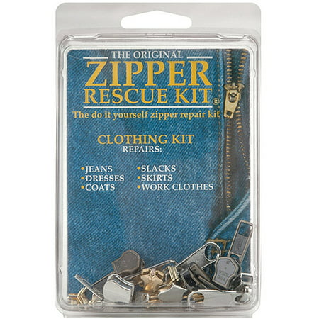 Zipper Rescue Kit, Clothing