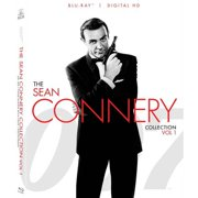 007: The Sean Connery Collection Volume 1 (Blu-ray + Digital HD) by Mgm