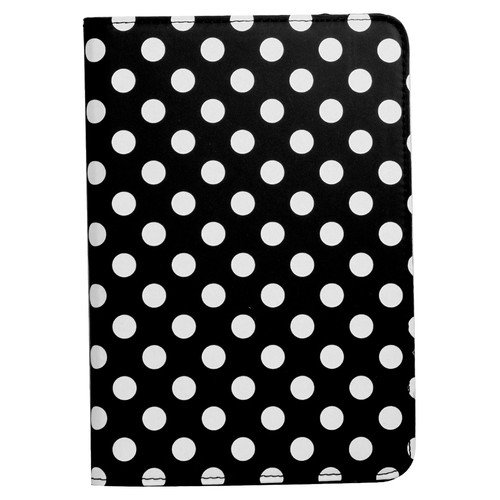 Bargain Tablet Parts Ipad Mini Polka Dot Rotating Case