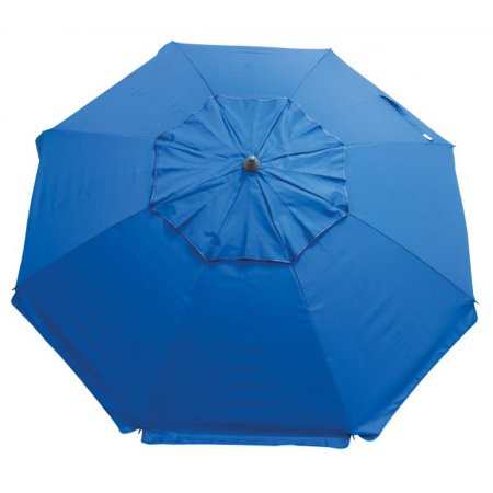 Rio 7 Wood Pole Beach Umbrella